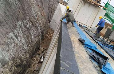 柳州中欧产业园横七路及地下管廊